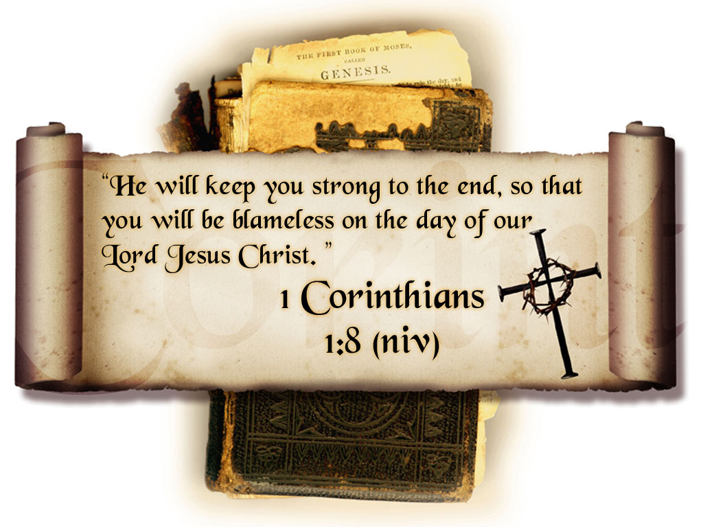 Bible-Verses-1-Corinthians-1-8-He-Will-Keep-You-HD-Wallpaper